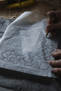 carving florals 1