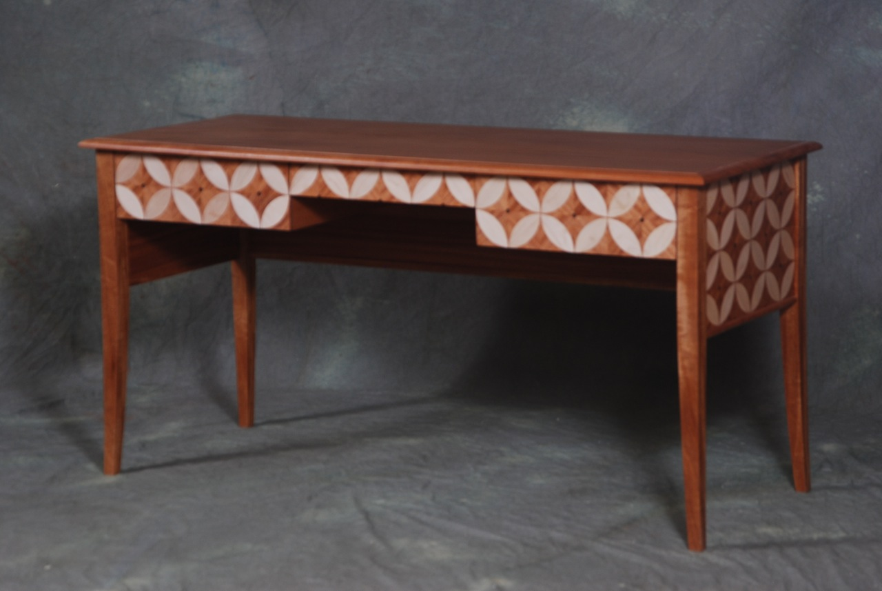 parquetry desk finished 3