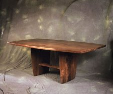 Edgerton Walnut Dining Table