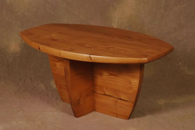 Russian Olive Coffee Table