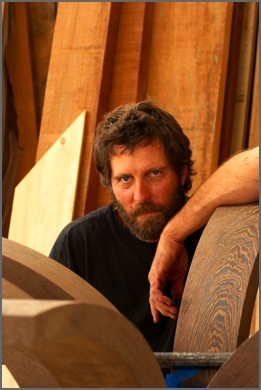 Scott Ernst, Santa Fe Custom Furniture Craftsman
